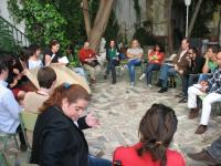 Las organizaciones participantes decidieron crear el foro andaluz de educación, comunicación y ciudadanía