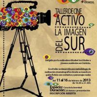 Imagen del cartel del taller