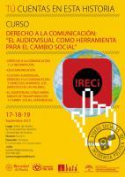 Cartel del curso de Verano de la Universidad de Huelva