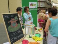 Acción de calle en Córdoba, en Gran Bulevar