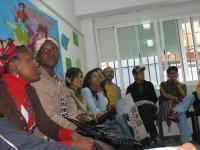 Participantes de Enlace-d del año 2009 en la jornada de presentación en Córdoba