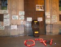 La tarde del 17 de octubre, Córdoba Solidaria protagonizó el entierro de las políticas de cooperación y solidaridad