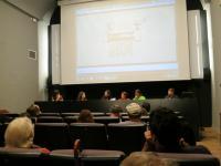 Una de las sesiones de la X edición de LA IMAGEN DEL SUR en la Filmoteca de Andalucía