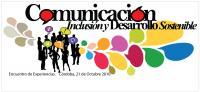 Logotipo del encuentro internacional de experiencias de comunicación